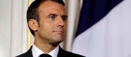 Les discrètes vacances d'Emmanuel Macron