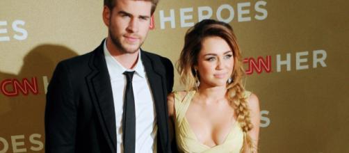 Miley Cyrus e Liam Hemsworth si sposano