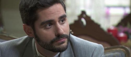 Trame Una Vita: Juliana chiede a Victor di raggiungerla a Parigi.
