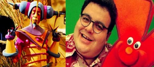 Wagner Bello e Gerson de Abreu fizeram sucesso em programas infantis (Foto: PDN Entretenimento)