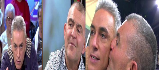 Kiko Hernández y Koala discuten en directo en Sálvame y luego hacen las paces