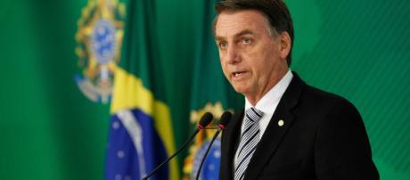 Cerimônia de diplomação do presidente eleito (Twitter/Jair Bolsonaro)