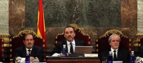 El Tribunal Supremo con competencia para juzgar a los líderes del proceso catalán