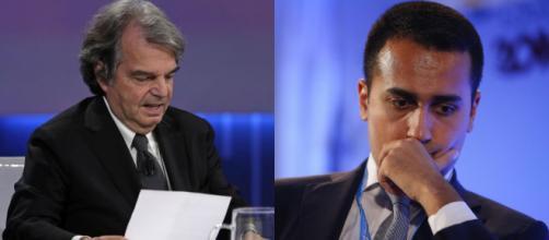 Renato Brunetta attacca il vicepremier Di Maio.