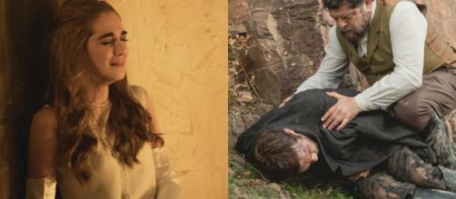 Spoiler Il Segreto: Julieta rapita prima delle nozze, il Mesia tra la vita e la morte