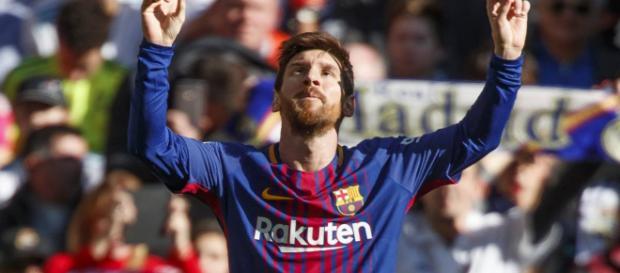 51 goles para Leo Messi en el 2018