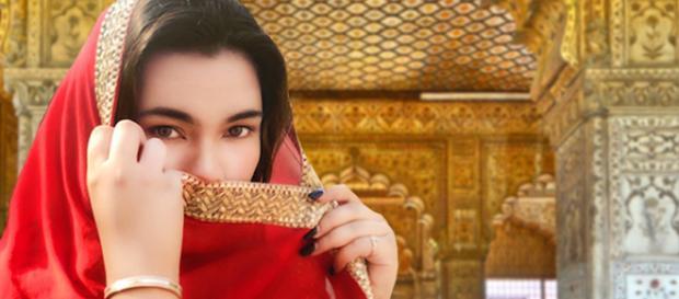 Fashionista Riya Sharma rose to international fame via Instagram. / Image via Riya Sharma, used with permission.