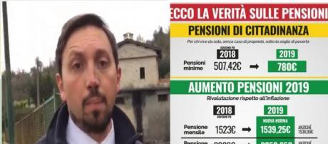 Raffale Trano pubblica lo schema delle nuove pensioni