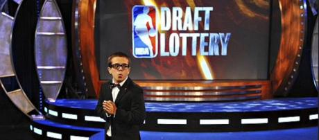 The Cleveland Cavaliers have had luck in recent draft lotteries. [Image Source: Flickr   Cavs History]