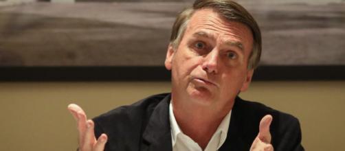 Bolsonaro lamenta ausência de alguns partidos em sua posse. (Reprodução)