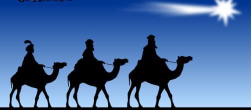 Os 3 reis magos. Imagem: Reprodução/Internet