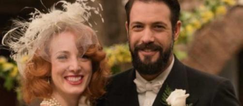 Il Segreto trama del 1 gennaio 2019: Mesia si presenta al banchetto di nozze di Severo e Irene
