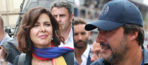 Inter-Napoli: Matteo Salvini e Laura Boldrini propongono soluzioni diverse contro la violenza
