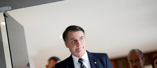 Jair Bolsonaro no Plenário da Câmara (Twitter/Bolsonaro)
