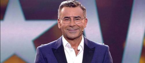 Jorge Javier Vázquez en el plató de Telecinco