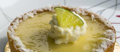 Key lime tart - [Dave Gammon / Flickr]