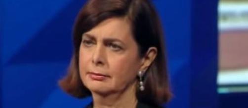 Laura Boldrini ancora una volta molto dura nei confronti del Governo