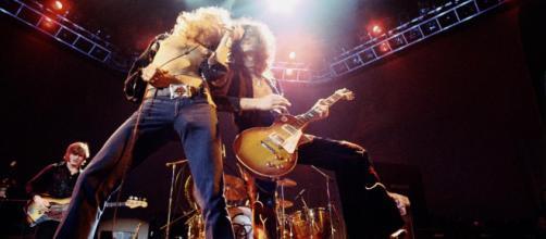 Led Zeppelin, Los Angeles, CA 1975
