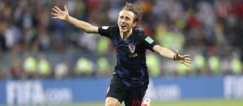 Luka Modric ad un passo dall'Inter