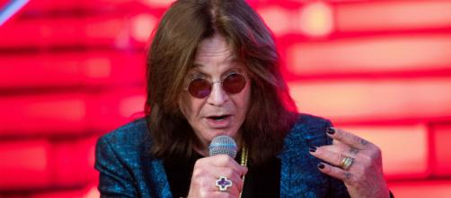 Ozzy Osbourne, cantante dei Black Sabbath