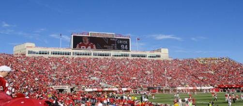 The Huskers have new competition for Dylan Jordan. [image source: jls2011/Wikimedia Commons]