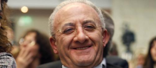 Vincenzo De Luca: 'Nel 2019 occupazione per 10.000 giovani'