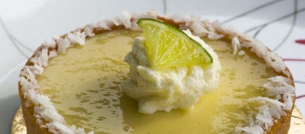 Key lime tart - [Dave Gammon / Flickr]