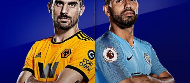 Manchester City vs Wolverhampton, 22a giornata Premier League