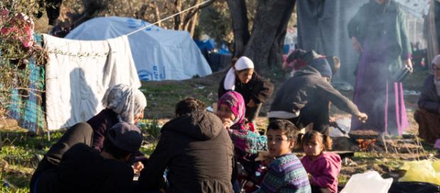 Política represiva contra los refugiados - No tan voluntario ... - medico.de