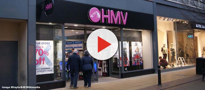 HMV shoppers warned to spend any gift cards now as company may collapse