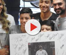 Danilo é um dos que não estará no Timão em 2019. (foto reprodução).