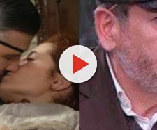 Spoiler Una Vita: Felipe rischia la sua vita per Celia, Servante tradito dalla moglie