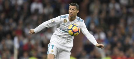 Atualmente na Juventus, Cristiano Ronaldo pode igualar marca de ex-jogador do Real Madrid, seu antigo clube (Foto: Gazeta Esportiva)