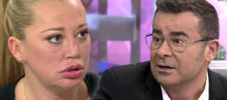 Belén Esteban y Jorge Javier Vázquez protagonizan un nuevo enfrentamiento