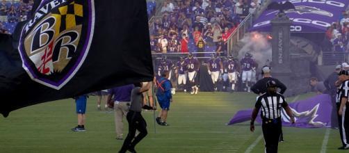 5 stars for the Baltimore Ravens and Atlanta Falcons. -[Image via Keith Alison/Flikr]