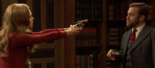 Anticipazioni Il Segreto: Julieta minaccia Fernando Mesia