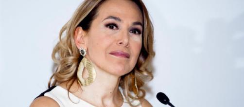 Barbara D'Urso, conduttrice di Pomeriggio cinque