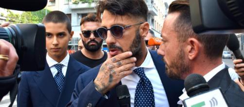 Fabrizio Corona, frase omofoba ai danni di Alessandro Cecchi Paone.
