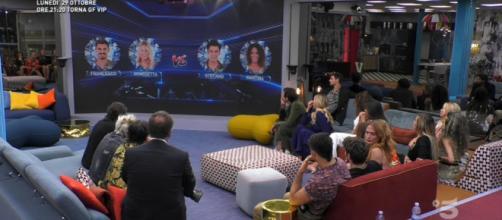 Grande Fratello VIP reality show
