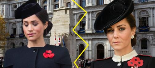 Tensioni Kate Middleton e Meghan Markle