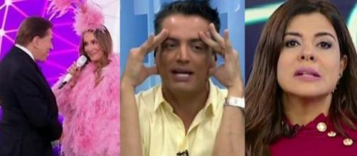 Polêmicas da TV ao vivo em 2018 tem até Silvio Santos
