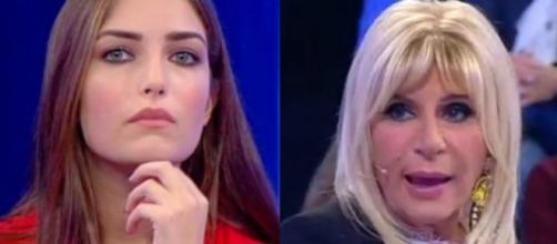 U&D: Tina Cipollari fa una segnalazione su Gemma, piccolo incidente per Nilufar