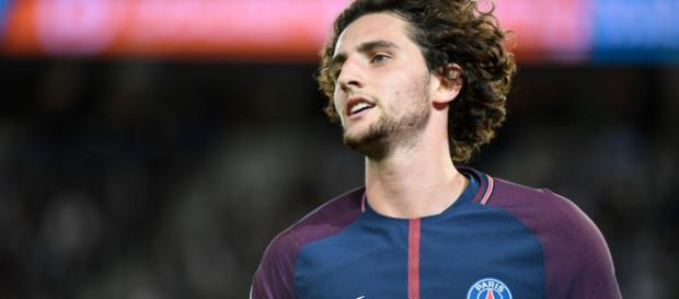 Le fossé se creuse davantage entre le PSG et Adrien Rabiot ... - squawka.com