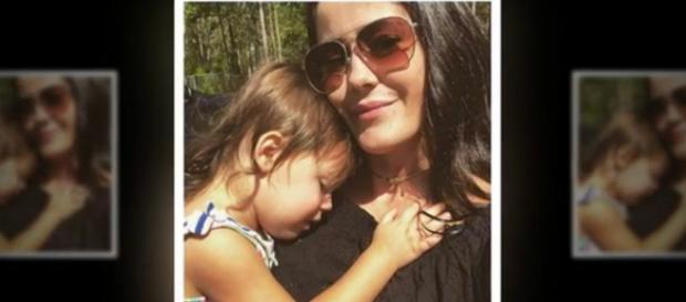 MTV star Jenelle Evans briefly stopped following her husband on social media. [Image Source: Offline Daily - YouTube]