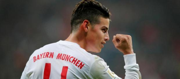 Real Madrid : James Rodriguez 'prêt à partir' du Bayern Munich