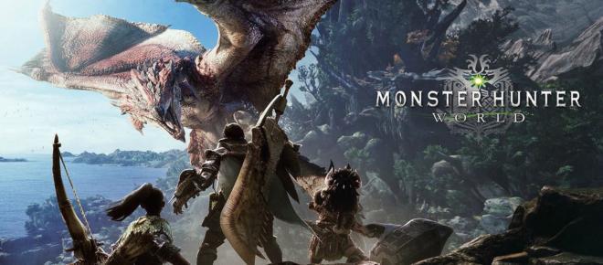 Monster Hunter: World caps a fantastic year at 2018's PlayStation Awards