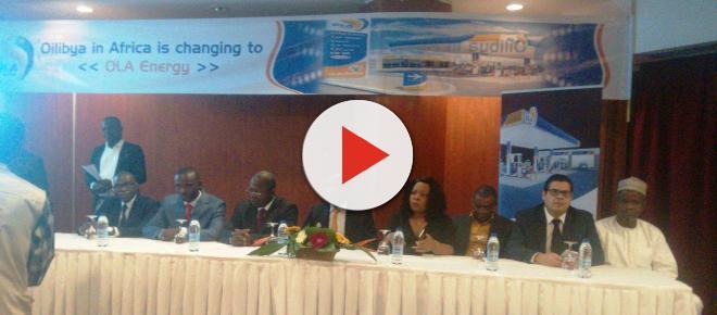 Cameroun : Oilibya est devenue Ola Energy ce 30 novembre 2018
