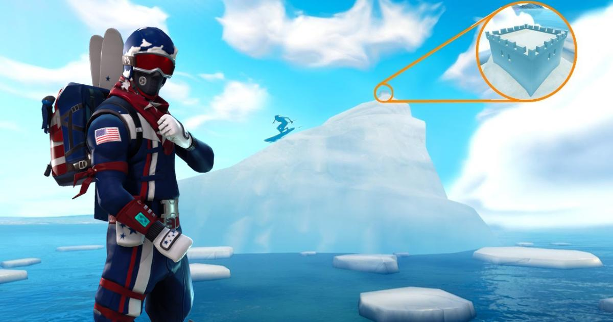 Epic Games Reveals Skiing Feature In Fortnite Battle Royale Season 7