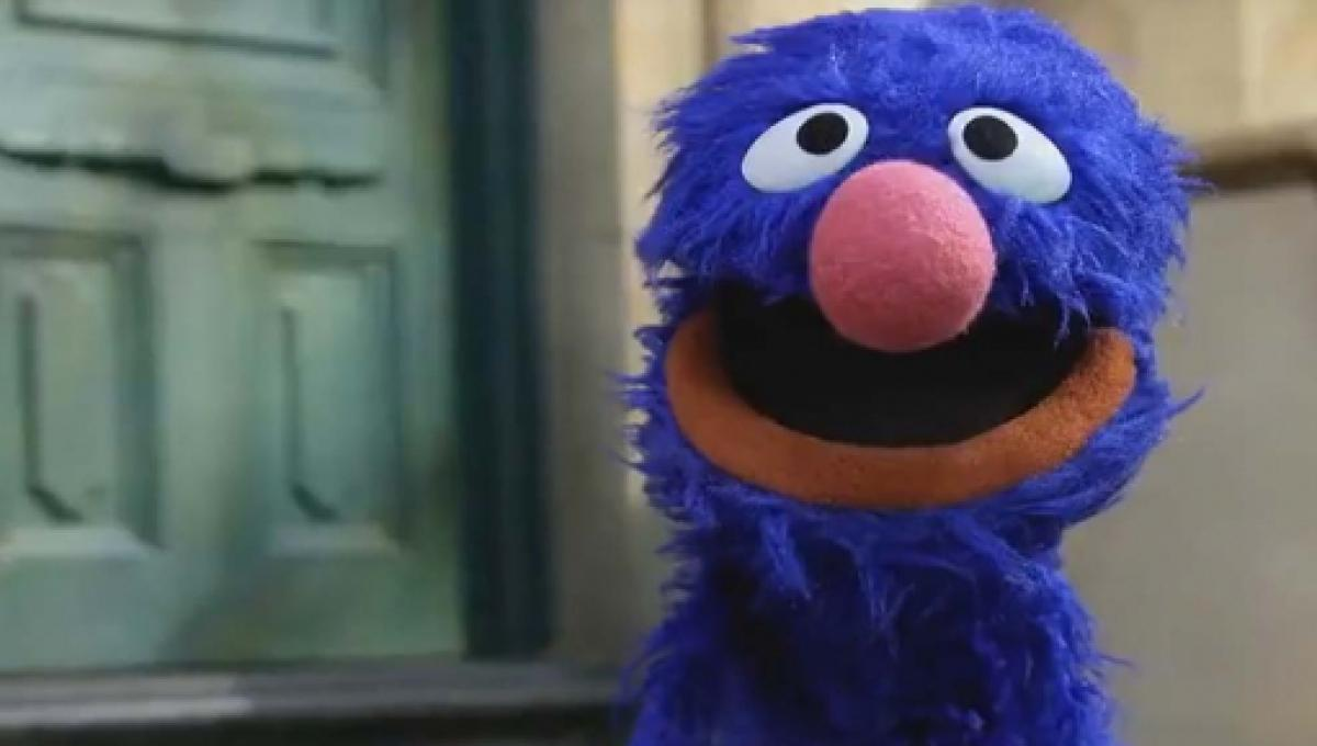 Internet Users Trying To Decide If Grover Swore On Sesame Street