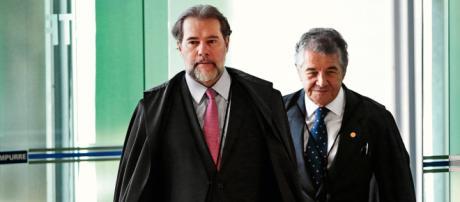 Ministros da Corte podem rever votos sobre prisão em segunda instância - (Foto: Cristiano Mariz/Veja)